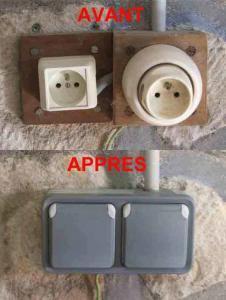électricité depannage