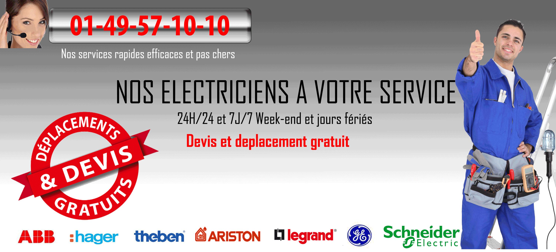 electricien île de france