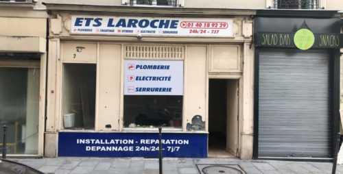 electricien plombier serrurier paris 75003