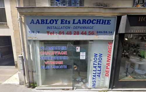 laroche PARIS 75015